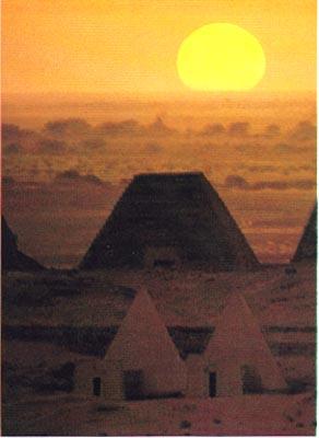 Kush-Nubia Architecture