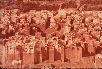 City of Shibam: the Manhattan of the Desert