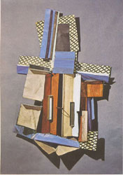 Pablo Picasso Collages And Sculptures