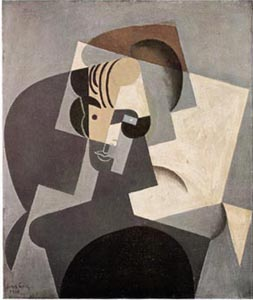 Gris:Portrait of Josette.1916