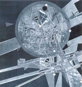 Michael sorkin surrealiste architecture for Espace 3 architecture