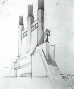 Power Station, 1914